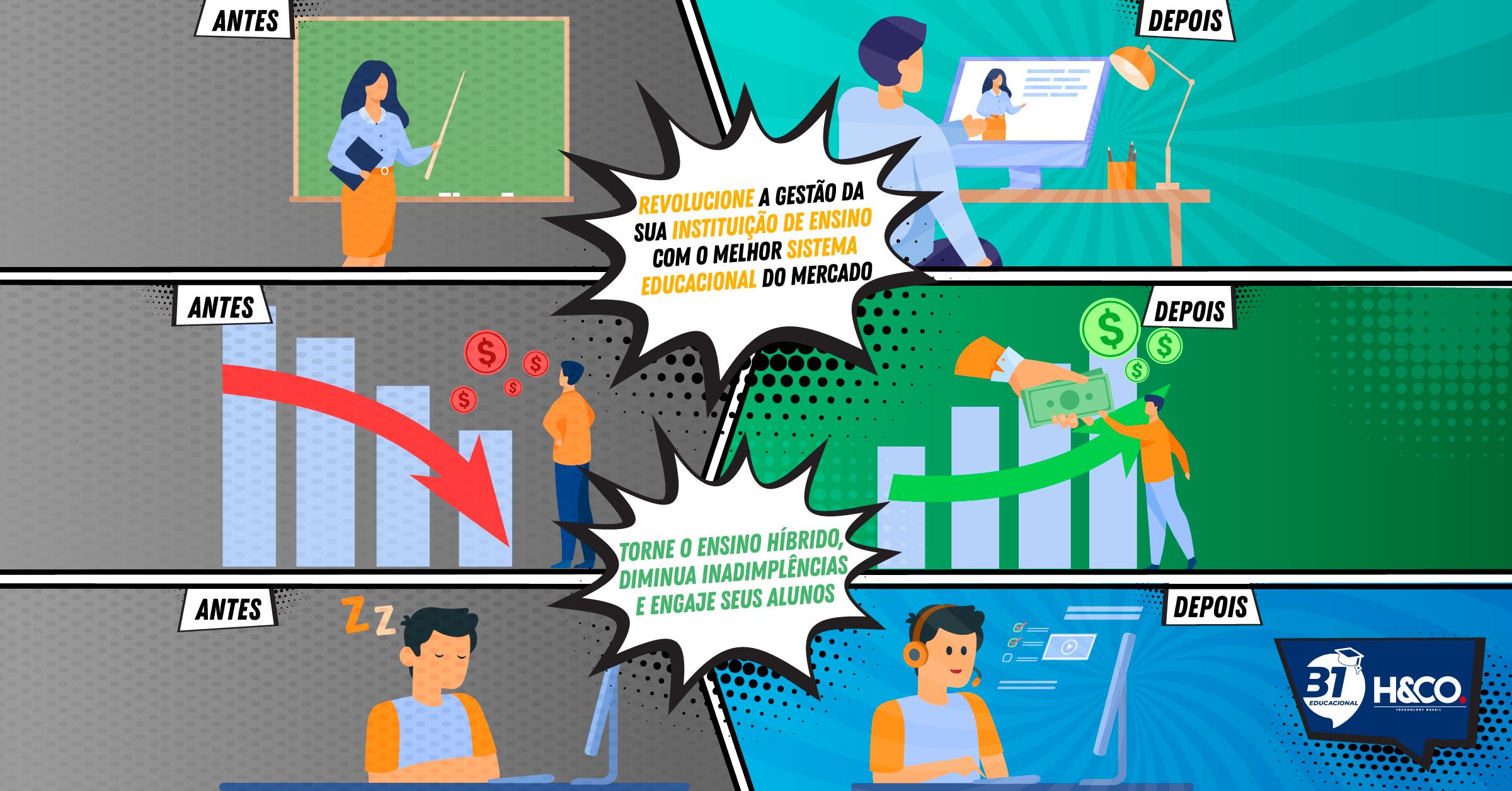 Landingpage - SAP Educacional - H&CO Brasil